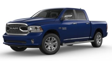 2018_RAM_1500_Limited_True-Blue-Pearl