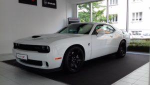Dodge Challenger SRT Hellcat – exteriér